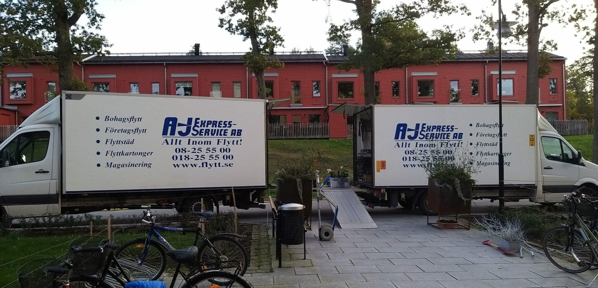 Flyttfirma Norrtälje