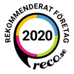 Rekommenderat företag Reco 2020
